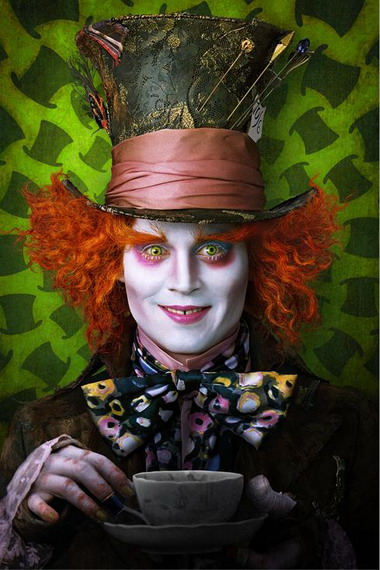 Johnny Depp, le viene como anillo al dedo